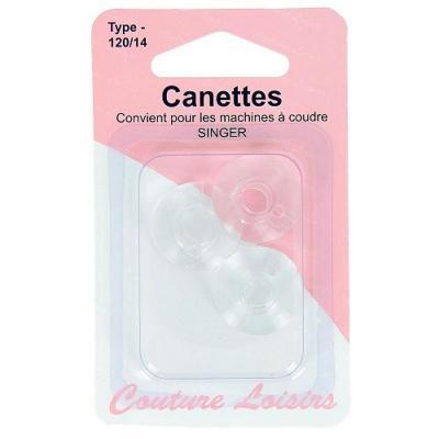 Canette plastique h120 14