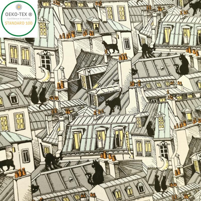 Chats sur les toits