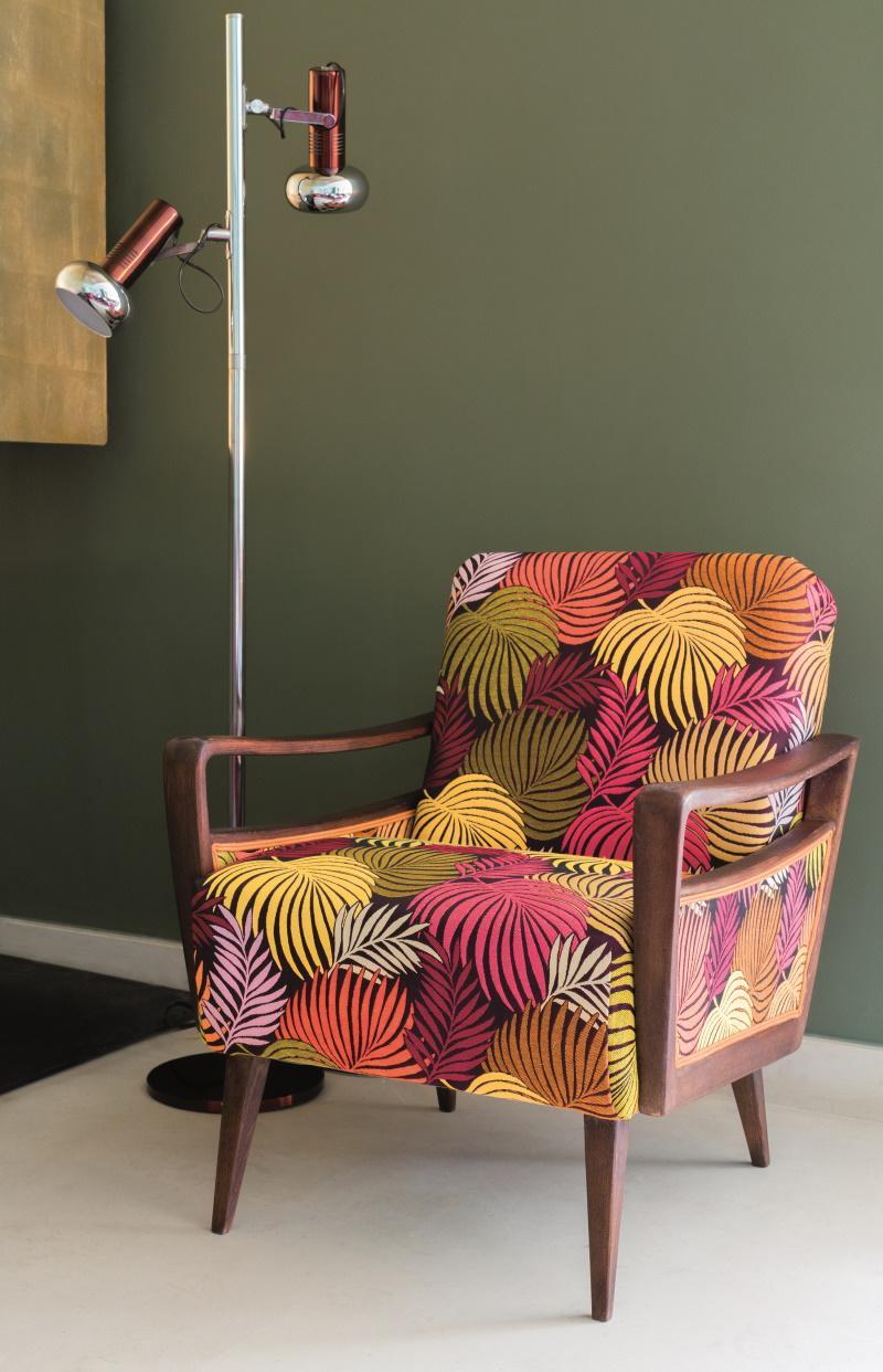Copa cabana fuchsia fauteuil