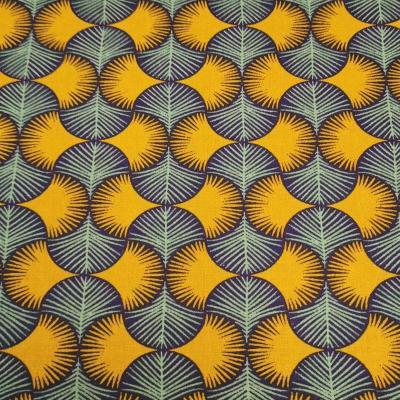 Efia turquoise jaune