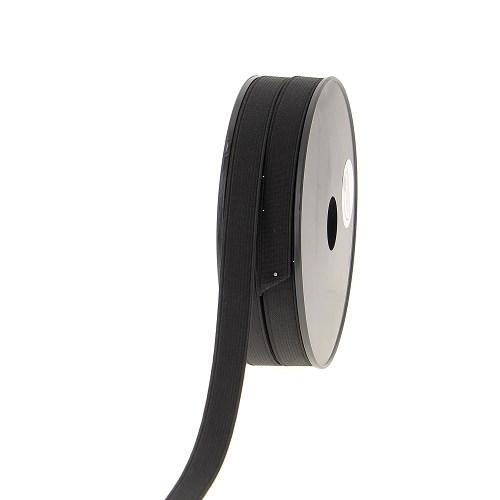 Elastique cotele 15mm noir