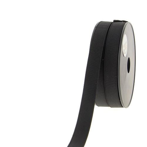 Elastique cotele 20mm noir