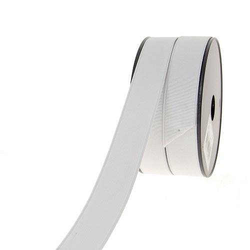 Elastique cotele 30mm blanc