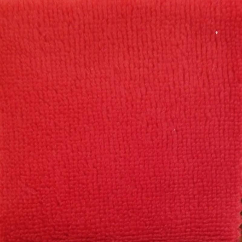 Eponge bambou rouge