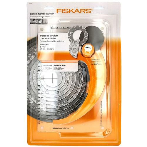 Fiskars cutter circulaire pour tissus