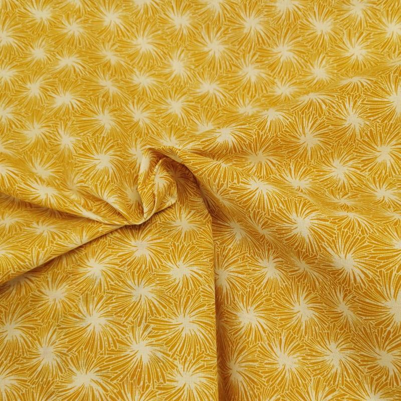 Futon jaune 3
