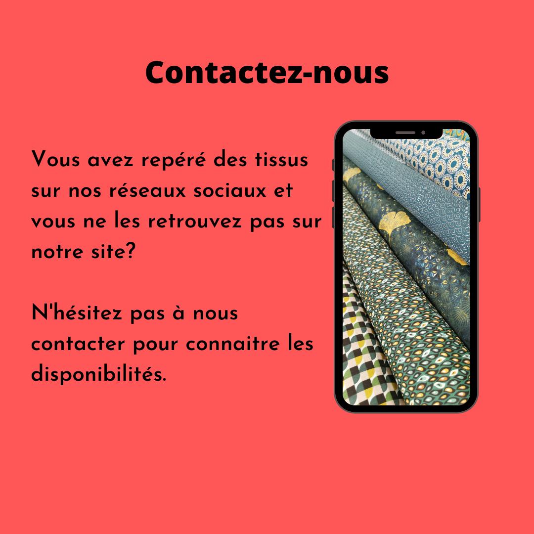 Intro site internet contactez nous