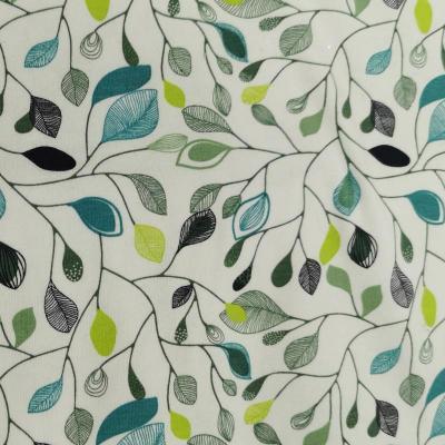 Jersey feuilles vertes
