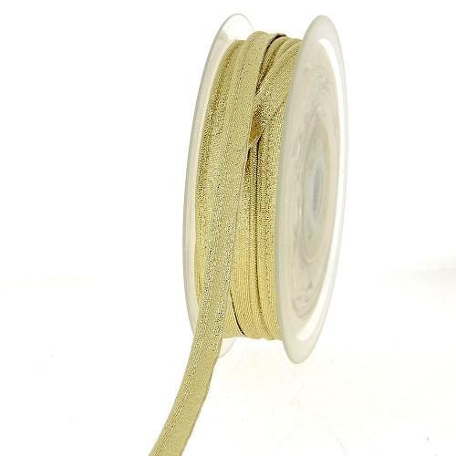 Passepoil metallise 10mm or