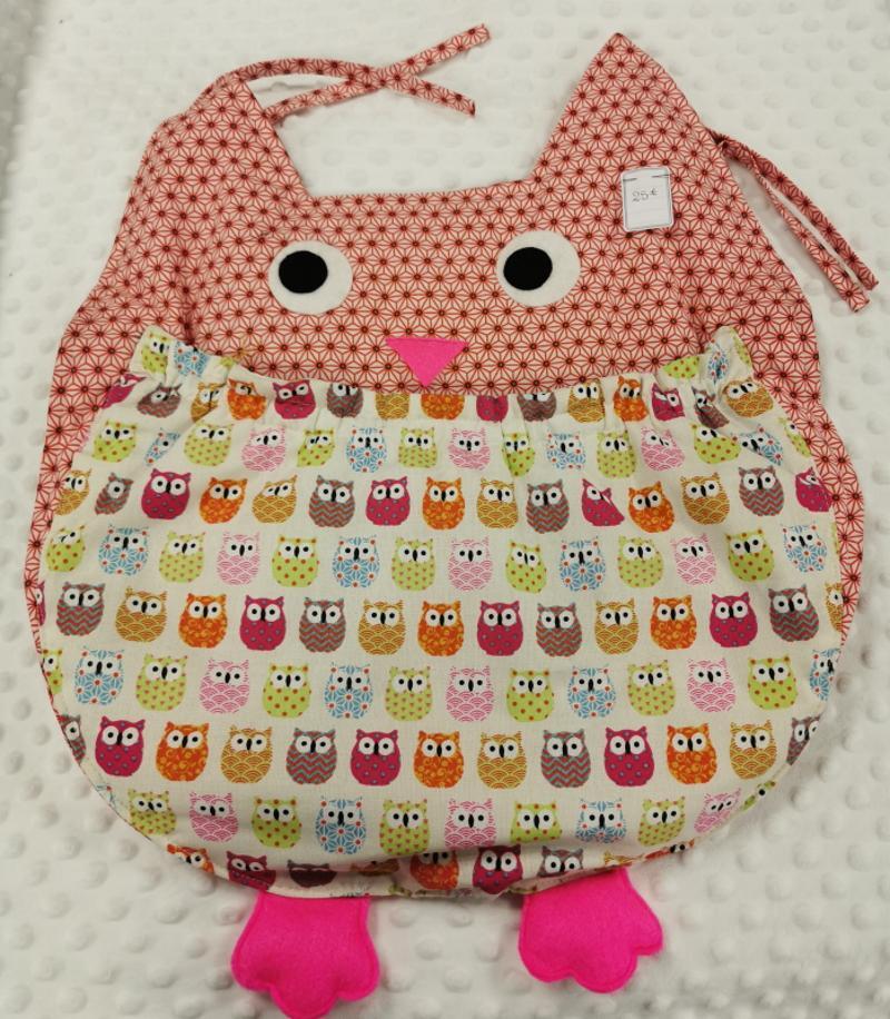 Range pyjama chouette hiboux saki